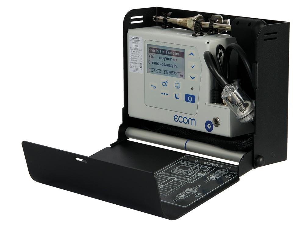 analyseur de combustion ecom b ecom. Black Bedroom Furniture Sets. Home Design Ideas